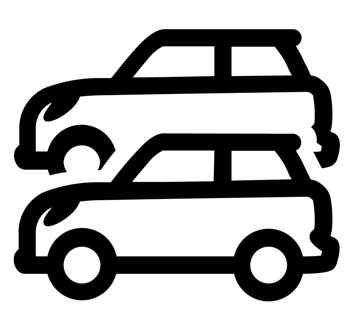 Fahrzeuge schnell verfügbar, Sie fahren innerhalb weniger Tage.